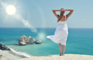 Immerse yourself in sun, sea and personal development