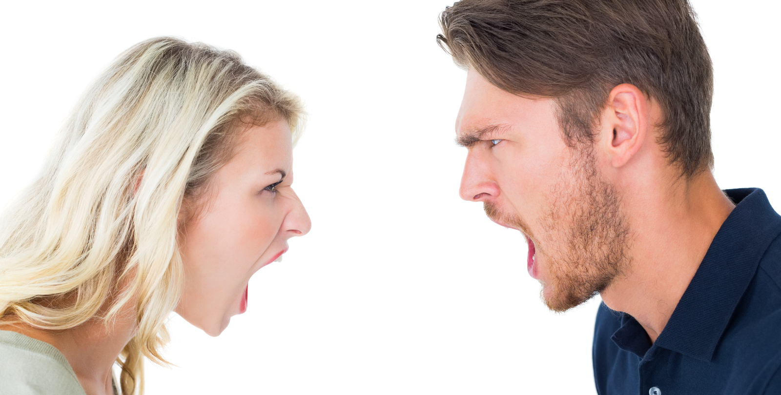 Make an end to arguing with your partner